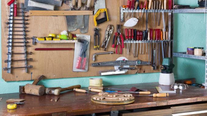 Die Werkbank - der Arbeitstisch für jeden Hand- und Heimwerker