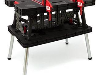 Keter 17182239 Werkzeugbank Master Pro Serie Folding Work Table