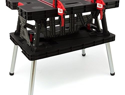 Keter 17182239 Werkzeugbank Master Pro Serie Folding Work Table