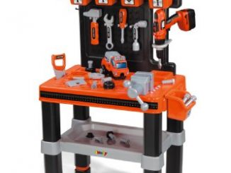 Smoby 500196 – Black und Decker Werkbank Center