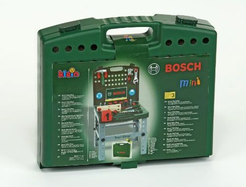 Theo Klein 8681 – Bosch Werkbank-Koffer